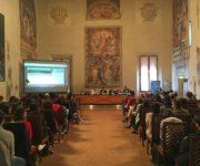 """Nella prestigiosa Cappella Farnese il seminario: """"Dal Prodotto alla Destinazione"""". Come cambia la promozione turistica con le nuove tecnologie e legge regionale sul turismo appena varata"""