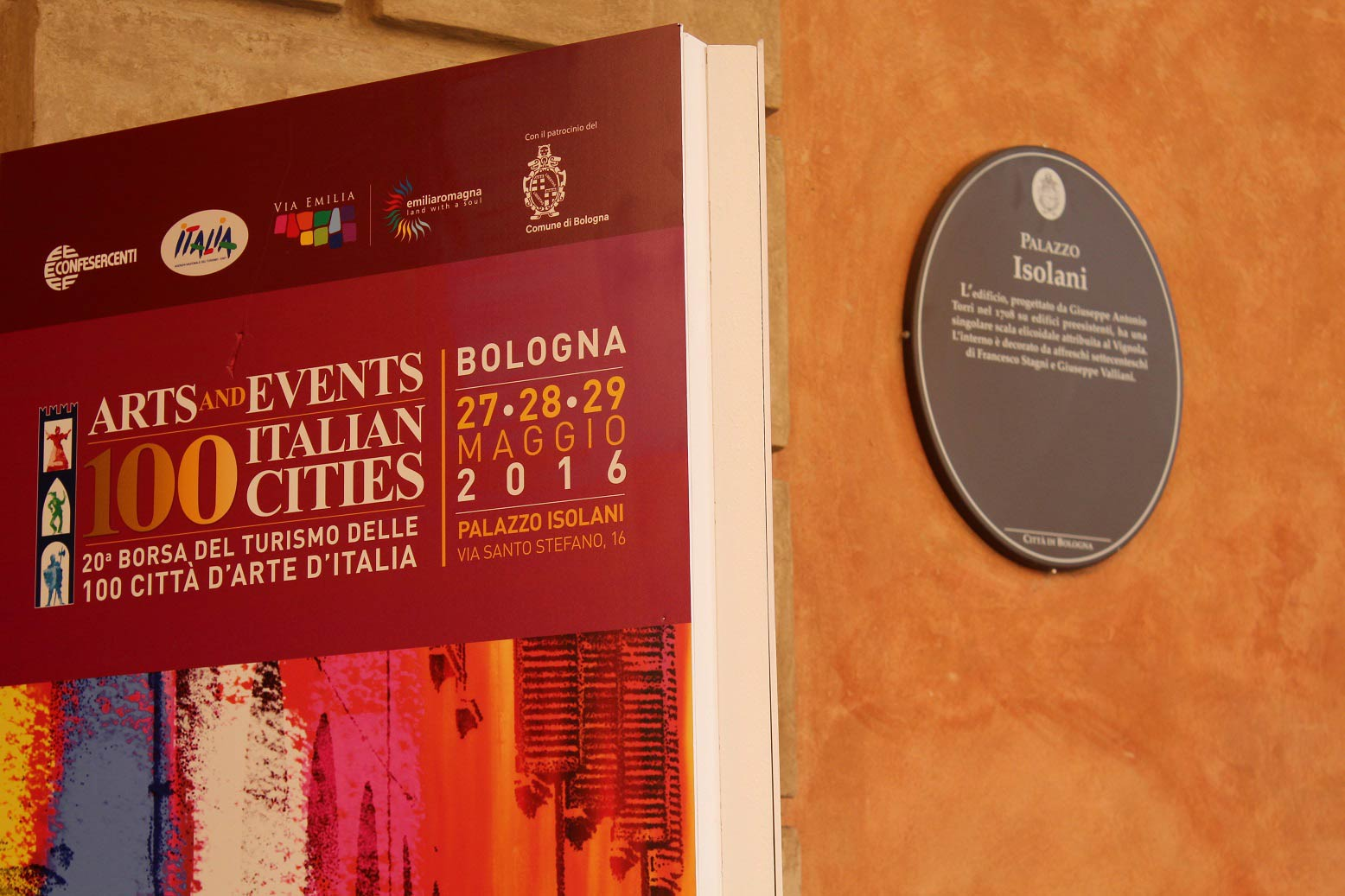 Arts and Events 100 Italian Cities