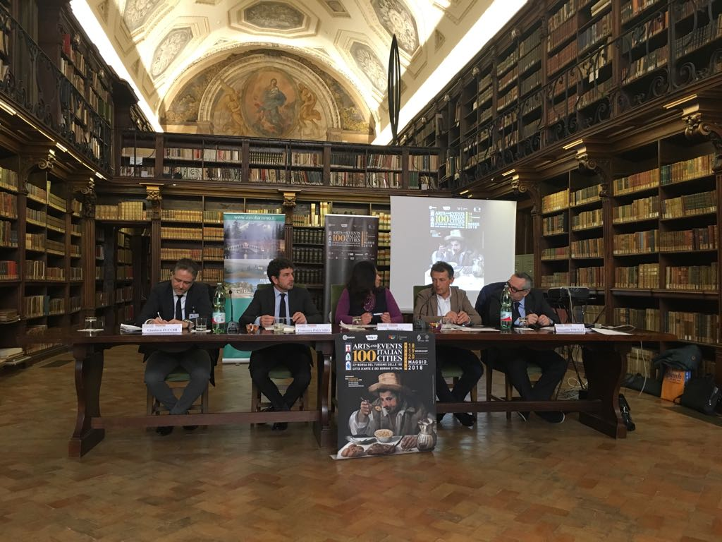 Presentata a Roma presso il MIBACT la XXII edizione della Borsa del turismo delle città d'arte d'Italia
