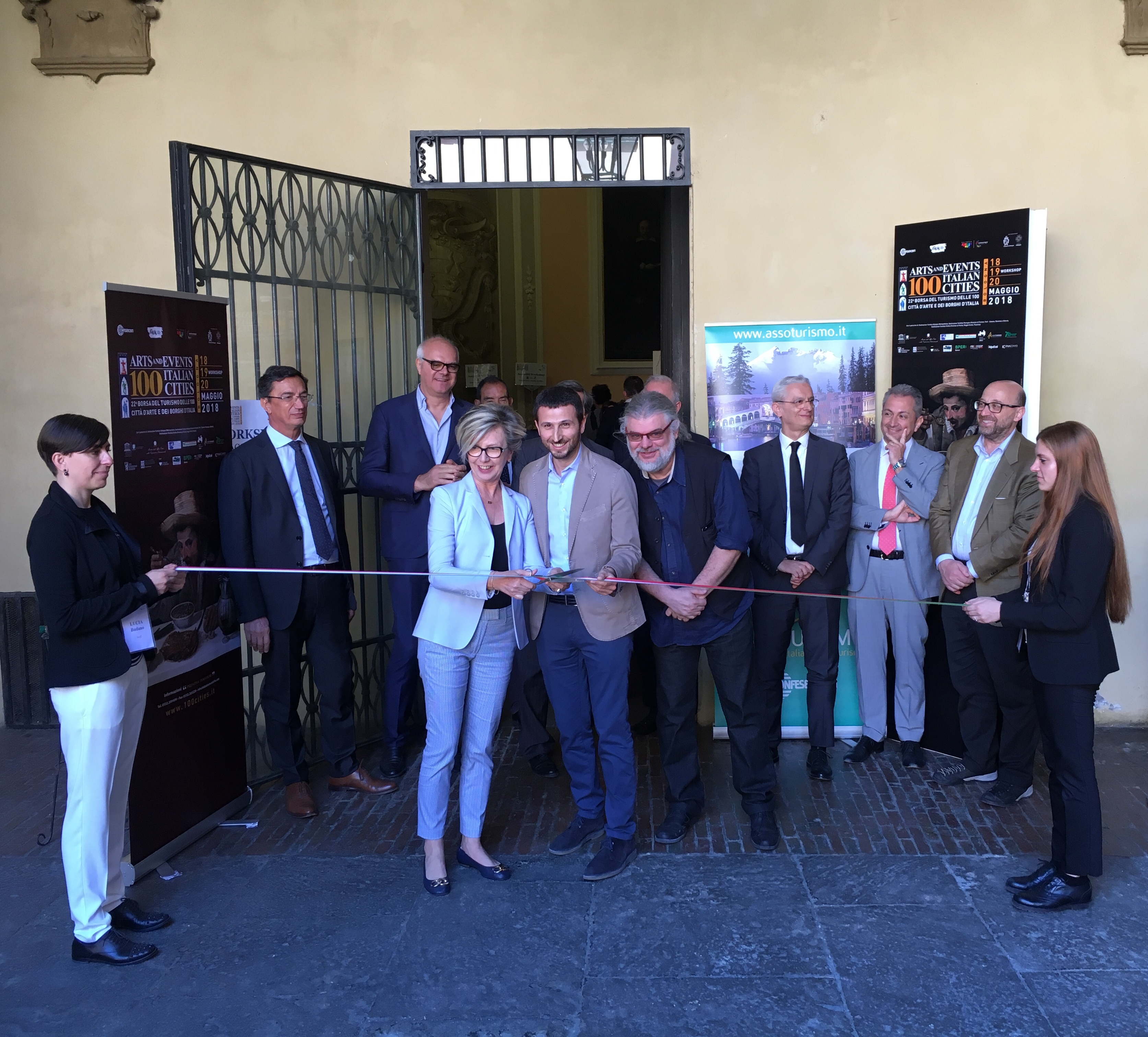 La Borsa del Turismo delle 100 Città d'Arte e dei Borghi d'Italia va in scena a Bologna