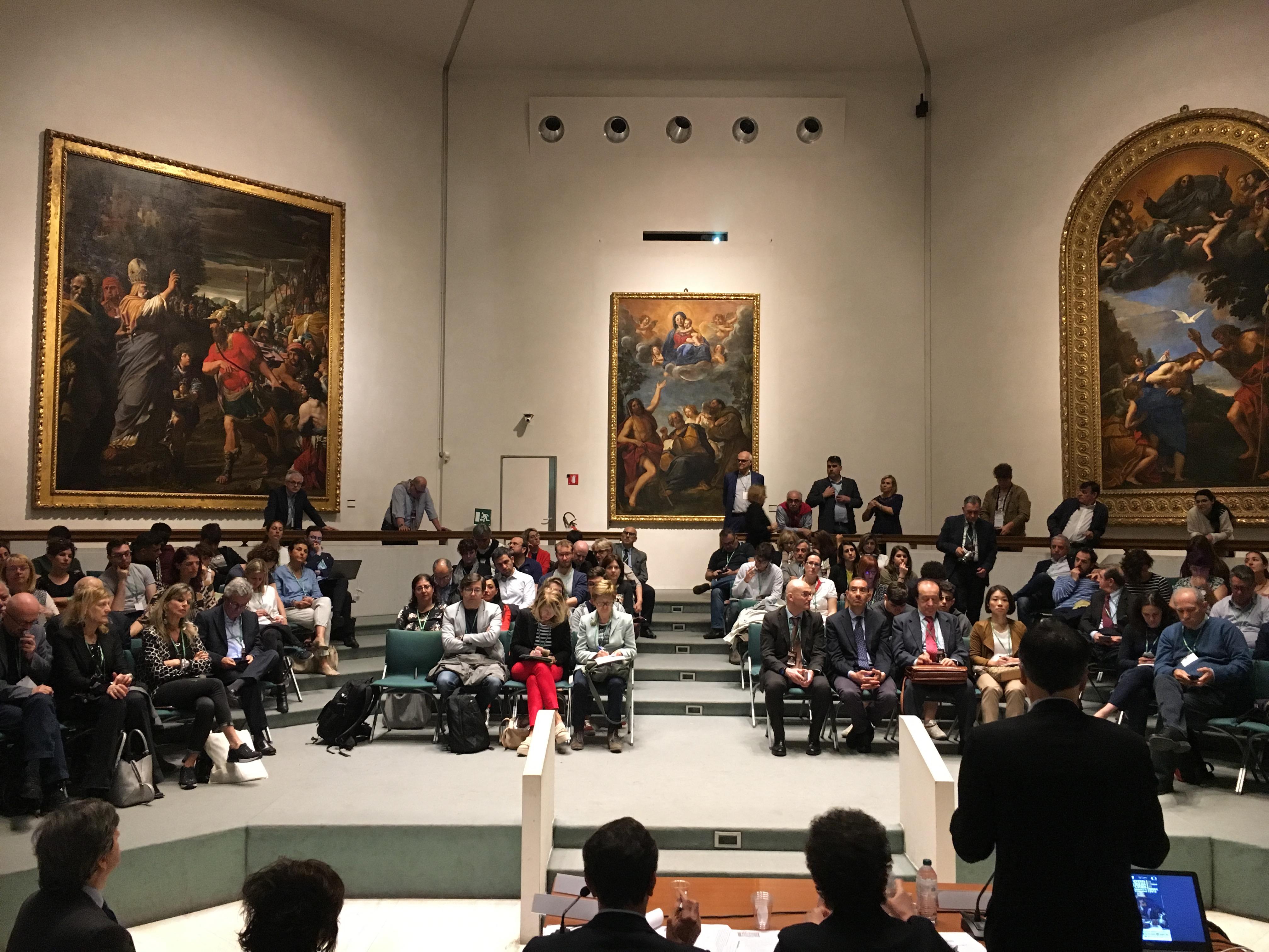 22ª Borsa del Turismo delle 100 Città d'Arte e dei Borghi d'Italia Parte dalla Pinacoteca Nazionale di Bologna la 22a edizione di Arts&Events