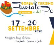 Dal 17 al 20 Settembre torna la Borsa del Turismo Fluviale e del Po in modalità on-line: aperte le iscrizioni gratuite per i Sellers